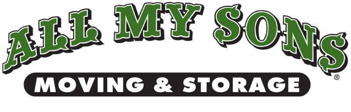 All My Son Moving & Storage Knoxville company logo