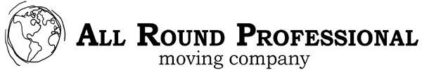All Round Professional Moving company logo