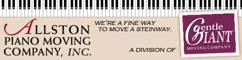 Allston Piano Moving Company company logo