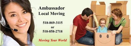 Ambassador Local Moving Company company logo