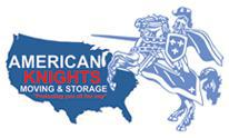 American Knights Moving and Storage company logo