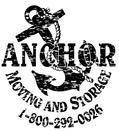 Anchor Moving & Storage reviews