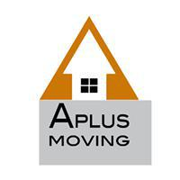 Aplus Moving company logo