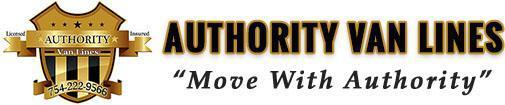 Authority Van Lines company logo