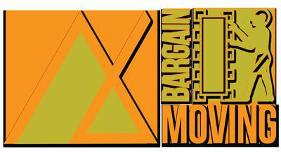 Bargain Moving company logo