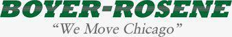 Boyer-Rosene Moving and Storage company logo