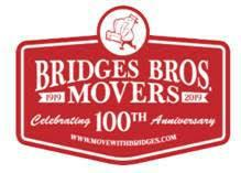 Bridges Bros Movers company logo