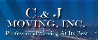 C & J Moving Company company logo