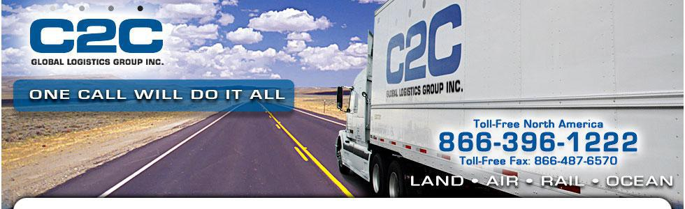 C2C Global Logistics Inc company logo