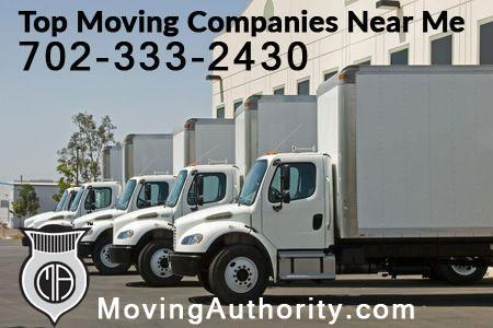 Campbell's Moving Company company logo