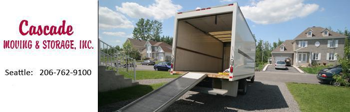 Cascade Moving & Storage Inc reviews