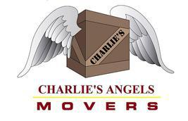Charlie's Angels Movers company logo