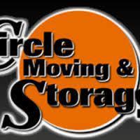 Circle Van and Storage company logo