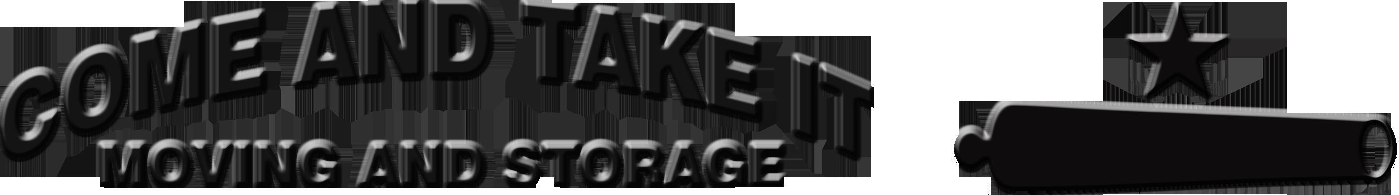 Come And Take It Moving Reviews company logo