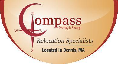 Compass Moving company logo