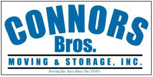 Connors Bros Moving and Storage company logo