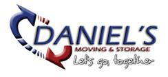 Daniel's Moving And Storage logo