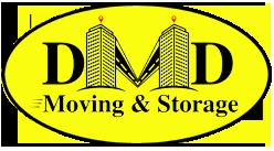 DMD Moving and Storage company logo