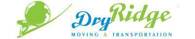 Dry Ridge Moving and Transportation company logo