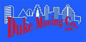 Duke Moving company logo