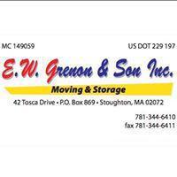 E W Grenon & Son company logo