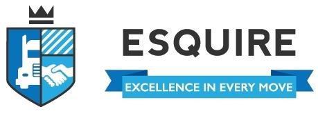 Esquire Moving company logo