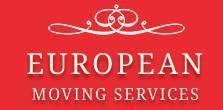 European Moving Services company logo