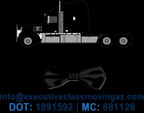 Executive Class Moving AZ company logo