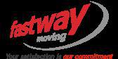 Fastway Moving and Storage company logo
