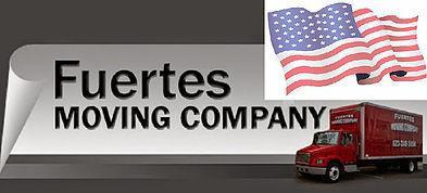 Fuertes Moving Company company logo
