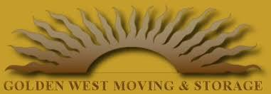 Golden West Moving company logo