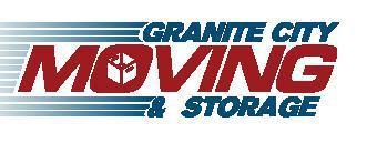 Granite City Moving and Storage company logo