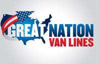 Great Nation Moving logo