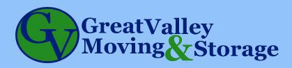 Great Valley Moving and Storage Inc reviews