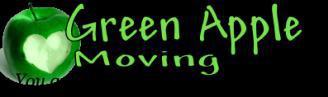 Green Apple Moving company logo