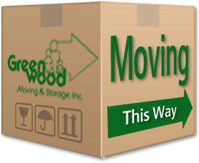 Greenwood Moving & Storage company logo
