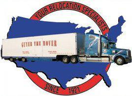 Guyer the Mover company logo