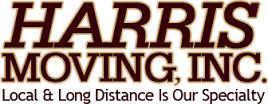 Harris Moving company logo