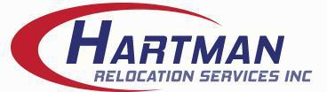 Hartman Relocation Service company logo