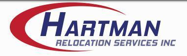 Hartman Relocation Services company logo