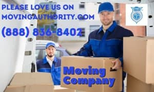 Here to There Movers company logo