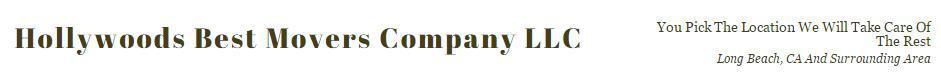 Hollywoods Best Movers Company company logo
