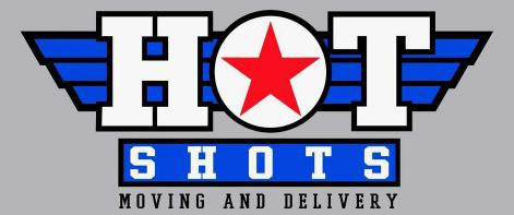 Hot Shots Moving And Delivery company logo