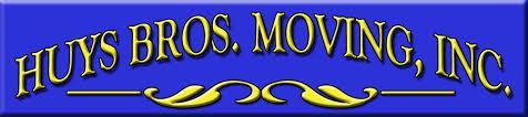 Huys Bros Moving company logo