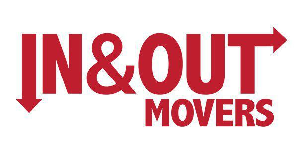 In And Out Movers And Relocation logo