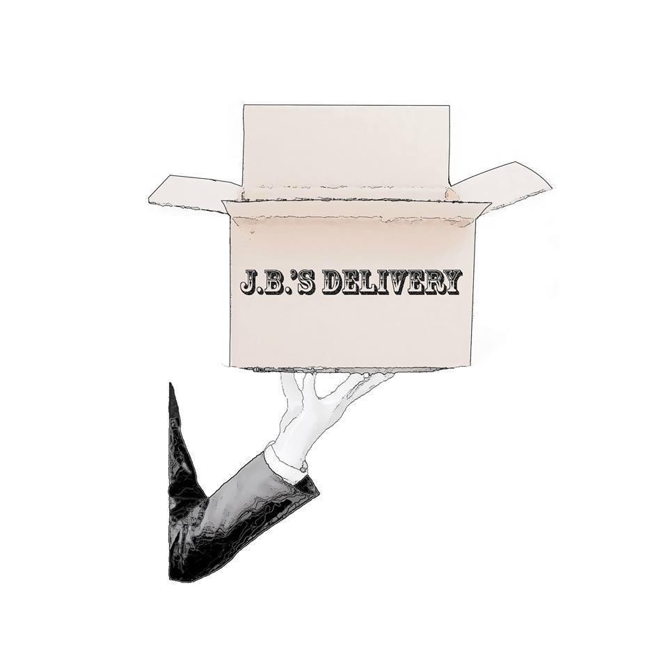 J.B'S Delivery company logo
