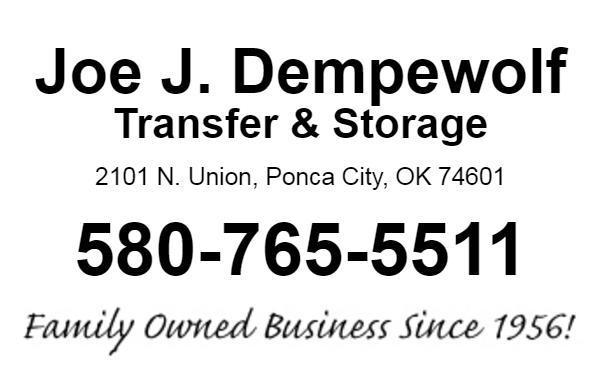 Joe J. Dempewolf Transfer & Storage reviews