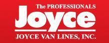 Joyce Van Lines company logo