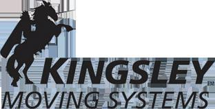 KINGSLEY MOVING REVIEWS company logo