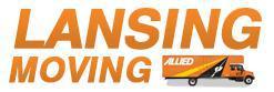 Lansing Moving company logo